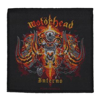 Patch Aufnäher Motörhead - Inferno - RAZAMATAZ, RAZAMATAZ, Motörhead