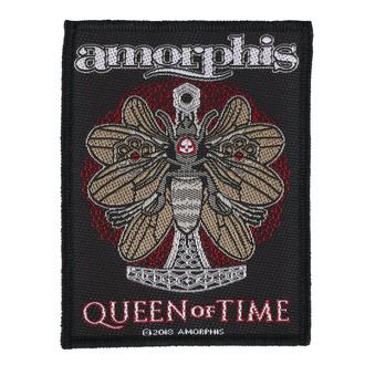 Patch Aufnäher Amorphis - Queen Of Time - RAZAMATAZ, RAZAMATAZ, Amorphis