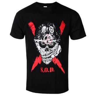 Herren T-Shirt Metal SOD. - STORMTROOPERS OF DEATH - PLASTIC HEAD, PLASTIC HEAD, S.O.D.
