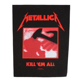 Rückenaufnäher Patch groß Metallica - Kill 'Em All - RAZAMATAZ, RAZAMATAZ, Metallica