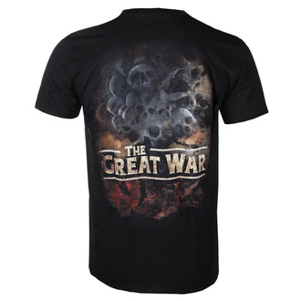 Herren T-Shirt Metal Sabaton - The great war - NUCLEAR BLAST, NUCLEAR BLAST, Sabaton