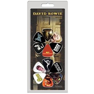 Plektren David Bowie - PERRIS LEATHERS, PERRIS LEATHERS, David Bowie