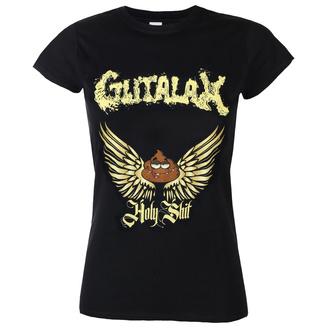Damen T-Shirt Metal Gutalax - Holy Shit - ROTTEN ROLL REX, ROTTEN ROLL REX, Gutalax
