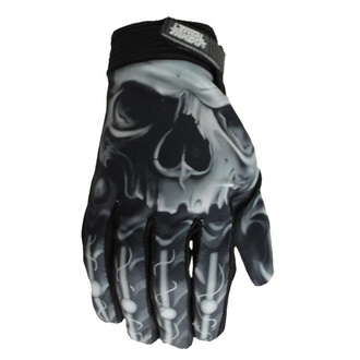 Handschuhe LETHAL THREAT - SKULL HAND, LETHAL THREAT