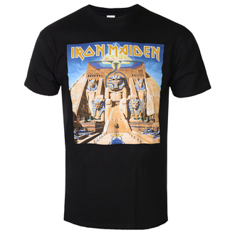 Herren T-Shirt Metal Iron Maiden - Powerslave - ROCK OFF, ROCK OFF, Iron Maiden