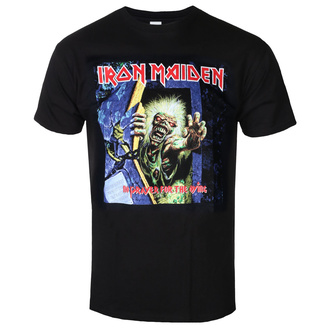 Herren T-Shirt Metal Iron Maiden - No Prayer For The Dying - ROCK OFF, ROCK OFF, Iron Maiden