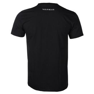 Herren T-Shirt Metal AC-DC - BACK IN BLACK - LEGEND, LEGEND, AC-DC