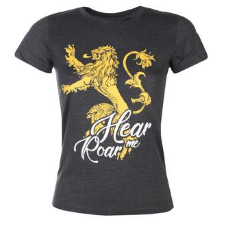 Damen T-Shirt Film Game of thrones - LANNISTER - LEGEND, LEGEND, Game of Thrones: Das Lied von Eis und Feuer