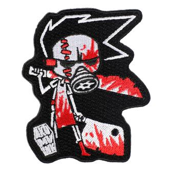 Patch zum Aufbügeln (Patch) AKUMU INK - Butcher III, Akumu Ink