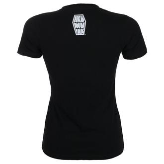 Damen Hardcore T-Shirt - Serenading The Dead - Akumu Ink, Akumu Ink