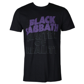 Herren T-Shirt Metal Black Sabbath - Masters Of Reality Album - ROCK OFF, ROCK OFF, Black Sabbath