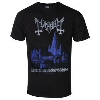 Herren T-Shirt Metal Mayhem - De Mysteriis Dom Sathanas - RAZAMATAZ, RAZAMATAZ, Mayhem