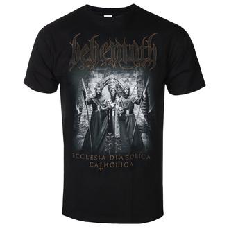 Herren T-Shirt Metal Behemoth - Catholica - KINGS ROAD, KINGS ROAD, Behemoth