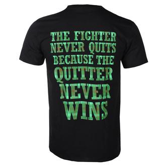 Herren T-Shirt Metal Dropkick Murphys - Fighter Plaid - KINGS ROAD, KINGS ROAD, Dropkick Murphys