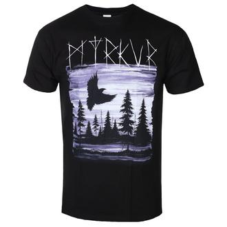 Herren T-Shirt Metal Myrkur - Raven - KINGS ROAD, KINGS ROAD, Myrkur