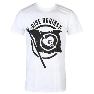 Herren T-Shirt Rise Against - Flag - KINGS ROAD, KINGS ROAD, Rise Against