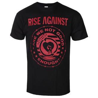Herren T-Shirt Metal Rise Against - Good Enough - KINGS ROAD, KINGS ROAD, Rise Against