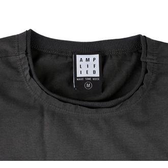 Herren T-Shirt Metal Def Leppard - PYROMANIA - AMPLIFIED, AMPLIFIED, Def Leppard