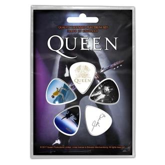 Plektren Queen - Brian May - RAZAMATAZ, RAZAMATAZ, Queen