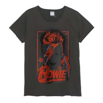 Damen T-Shirt Metal David Bowie - Alladin sane - AMPLIFIED, AMPLIFIED, David Bowie