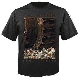 Herren T-Shirt Metal Thy Art Is Murder - Human target - NUCLEAR BLAST, NUCLEAR BLAST, Thy Art Is Murder