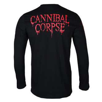 Herren Longsleeve Metal Cannibal Corpse - TOMB OF THE MUTILATED - PLASTIC HEAD, PLASTIC HEAD, Cannibal Corpse