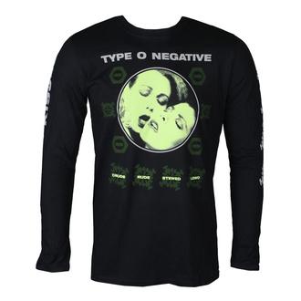 Herren Longsleeve Metal Type o Negative - CRUDE GEARS - PLASTIC HEAD, PLASTIC HEAD, Type o Negative