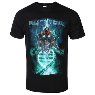 Herren T-Shirt Metal Disturbed - EVOLVE 2 - PLASTIC HEAD, PLASTIC HEAD, Disturbed