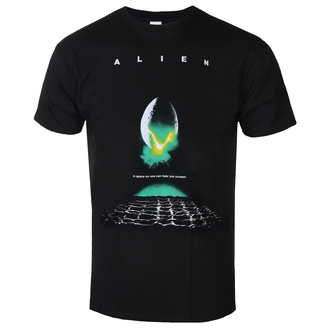 Herren T-Shirt ALIEN - ORIGINAL POSTER - PLASTIC HEAD, PLASTIC HEAD, Alien: Das unheimliche Wesen aus einer fremden Welt