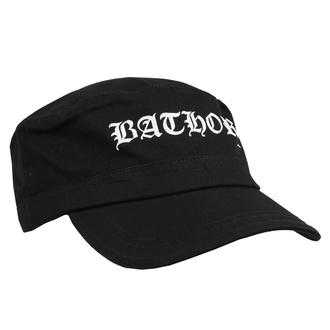 Kappe Cap BATHORY - LOGO - PLASTIC HEAD, PLASTIC HEAD, Bathory