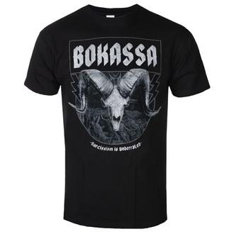 Herren T-Shirt Metal Bokassa - NARCISSISM - PLASTIC HEAD, PLASTIC HEAD, Bokassa