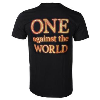 Herren T-Shirt Metal Hammerfall - One Against The World - NAPALM RECORDS, NAPALM RECORDS, Hammerfall