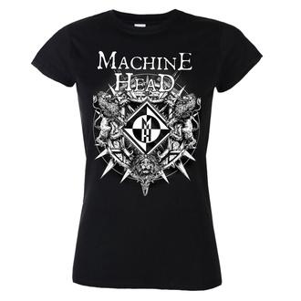 Damen T-Shirt Metal Machine Head - Bloodstone - NNM, NNM, Machine Head