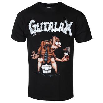 Herren T-Shirt Metal Gutalax - Last Paper - ROTTEN ROLL REX, ROTTEN ROLL REX, Gutalax