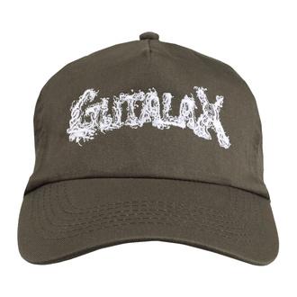 Kappe Cap GUTALAX - brown- white Logo - ROTTEN ROLL REX, ROTTEN ROLL REX, Gutalax