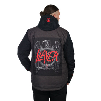 Herren Winterjacke Slayer - Insulated - Schwarz Denim - 686, 686, Slayer