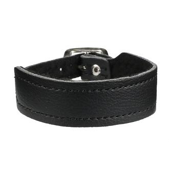 Armband - vegan, BLACK & METAL