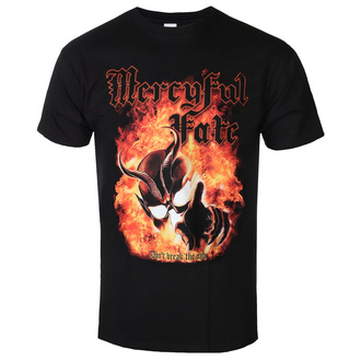 Herren T-Shirt Metal MERCYFUL FATE - DON'T BREAK THE OATH - PLASTIC HEAD, PLASTIC HEAD, Mercyful Fate