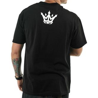 Herren T-Shirt MAFIOSO - BARRELS - BLK, MAFIOSO