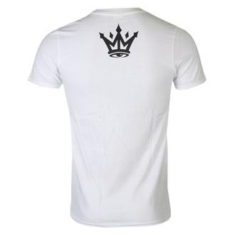 Herren T-Shirt MAFIOSO - STICK UP - WHT, MAFIOSO