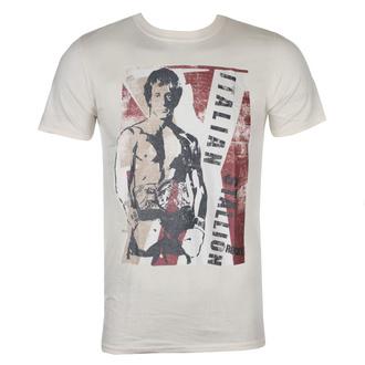 Herren T-Shirt Film Rocky - Italian Stallion - AMERICAN CLASSICS, AMERICAN CLASSICS, Rocky