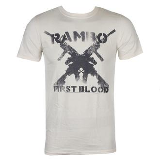 Herren T-Shirt Rambo - Guns, AMERICAN CLASSICS, Rambo