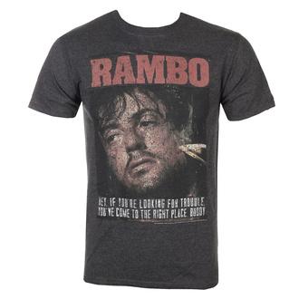 Herren t-shirt Rambo - Gimme Dat Sizzle, AMERICAN CLASSICS, Rambo