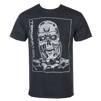 Herren T-Shirt Terminator - Machine Skull, AMERICAN CLASSICS, Terminator