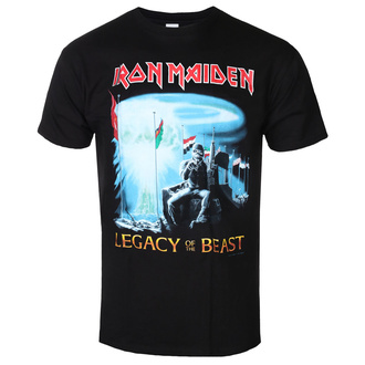 Herren T-Shirt Metal Iron Maiden - Two Minutes To Midnight - ROCK OFF, ROCK OFF, Iron Maiden