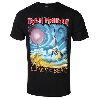 Herren T-Shirt Metal Iron Maiden - The Flight Of Icarus - ROCK OFF, ROCK OFF, Iron Maiden