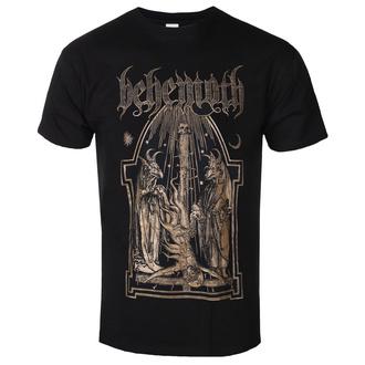 Herren T-Shirt Behemoth - Crucified - Schwarz - KINGS ROAD, KINGS ROAD, Behemoth