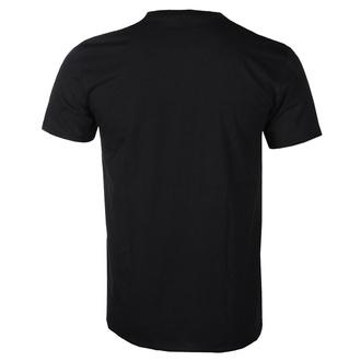 Herren T-Shirt Metal Kiss - Logo - ROCK OFF, ROCK OFF, Kiss