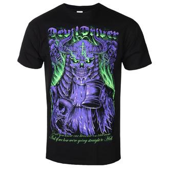 Herren T-Shirt Metal Devildriver - JUDGE NEON - PLASTIC HEAD, PLASTIC HEAD, Devildriver