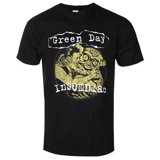 Herren T-Shirt Metal Green Day - Free Hugs - ROCK OFF, ROCK OFF, Green Day